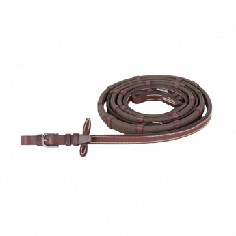 NEW RUBBER REINS STOPPER IN 5 COLOURS